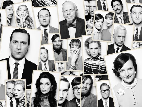 As <em>Mad Men</em> returns for its seventh season, its entire sprawling cast has plenty to do.
