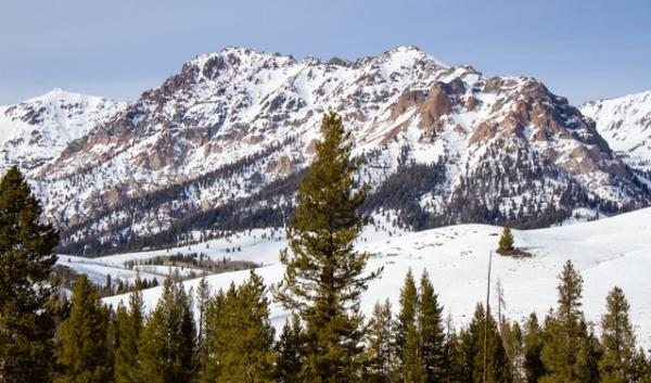 The Boulder Mountains seen here and the nearby White Clouds in central Idaho are waiting for an official designation. Some want it listed as a Wilderness area while others are fighting for a National Monument.