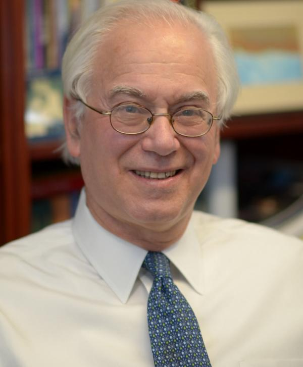 Martin Blaser is a former president of the Infectious Diseases Society of America.