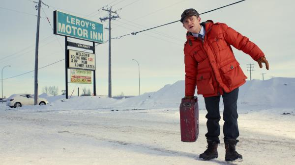 Martin Freeman as Lester Nygaard in FX's <em>Fargo</em>.