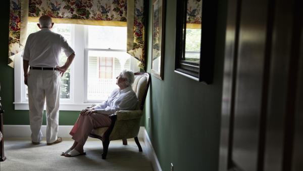 Women make up nearly two-thirds of the people in the U.S. diagnosed with Alzheimer's disease.