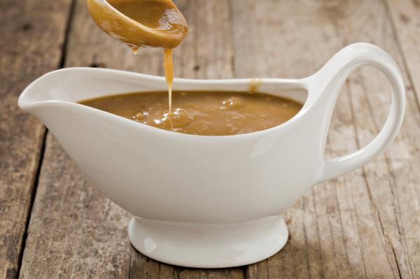 There are a surprising number of stock photos of gravy out there. You know, in the event you need one at some point.