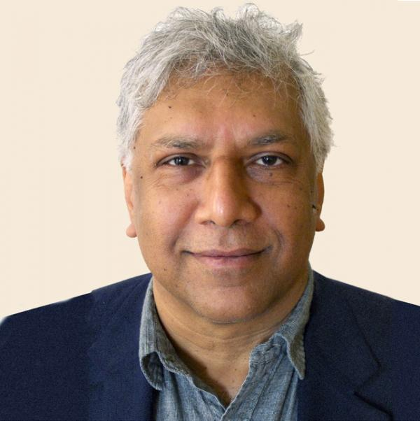 "The Pulitzer Prize committee called Vijay Seshadri's work ""a compelling collection of poems that examine human consciousness, from birth to dementia."""