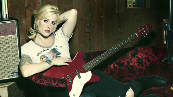 Brody Dalle's album <em>Diploid Love </em>comes out April 29.
