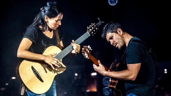 Rodrigo y Gabriela's new album, <em>9 Dead Alive, </em>comes out April 29.