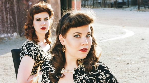 The Secret Sisters' new album, backed by Jack White and produced by T-Bone Burnett, is called <em>Put Your Needle Down. </em>