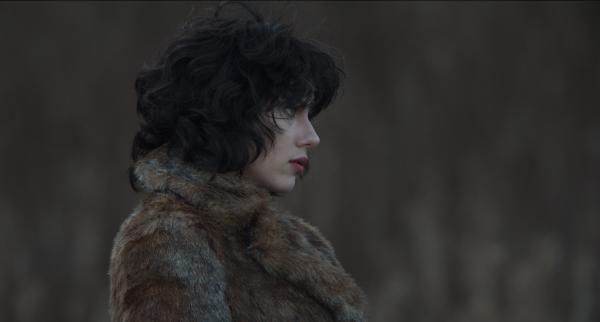 In <em>Under The Skin</em>, Scarlett Johansson plays an alien who adopts an English accent and cruises Scotland enticing hitchhikers into a darkened building.