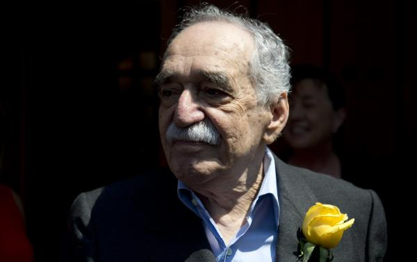 Nobel Prize-winning novelist Gabriel Garcia Marquez appeared in public during a celebration marking his 87th birthday on March 6 in Mexico City. He died Thursday.