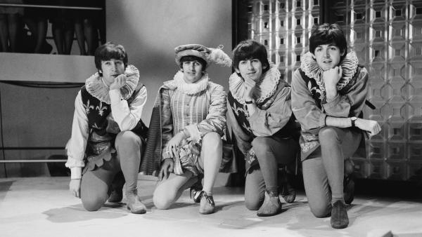 "In 1964, for Shakespeare's 400th birthday, The Beatles <a href=""https://www.youtube.com/watch?v=v5l3_PEnSS4"">performed an excerpt</a> from <em>A Midsummer Night's Dream.</em>"