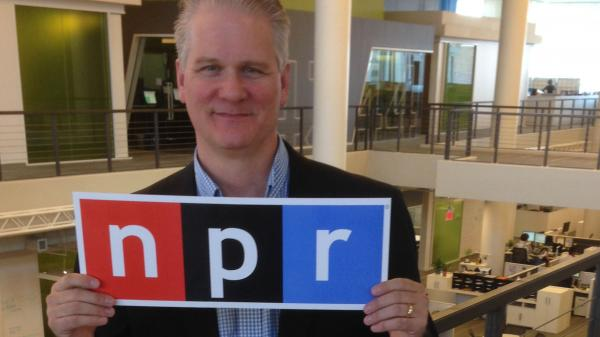 Frank Langfitt is NPR's international correspondent based in Shanghai.