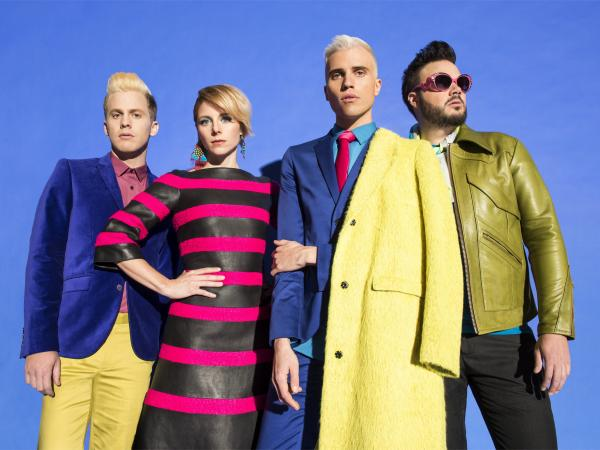 Neon Trees' new album is called <em>Pop Psychology</em>.