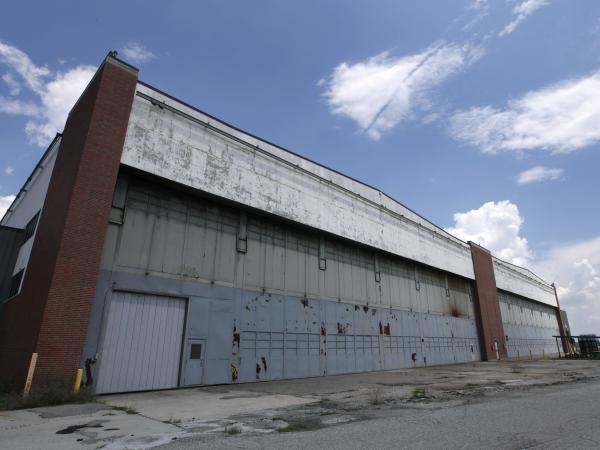 Just two days and $1 million stands between the wrecking ball and the Willow Run Bomber Plant in Ypsilanti Township, Mich.