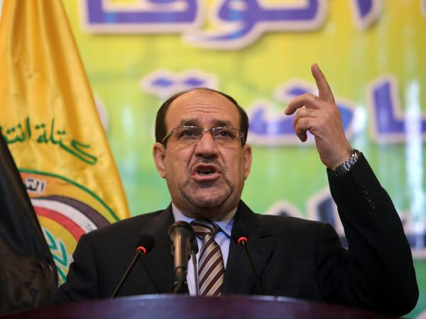 Iraqi Prime Minister Nouri al-Maliki's alliance of mostly Shiite Muslim parties will likely get a substantial portion of the vote.