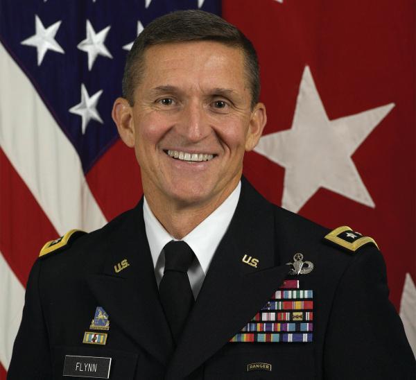 Lt. Gen. Michael Flynn.