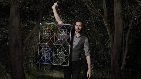 Gotye's new album is titled <em>Making Mirrors.</em>