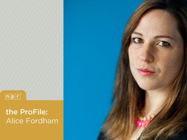 NPR International Correspondent, Alice Fordham.