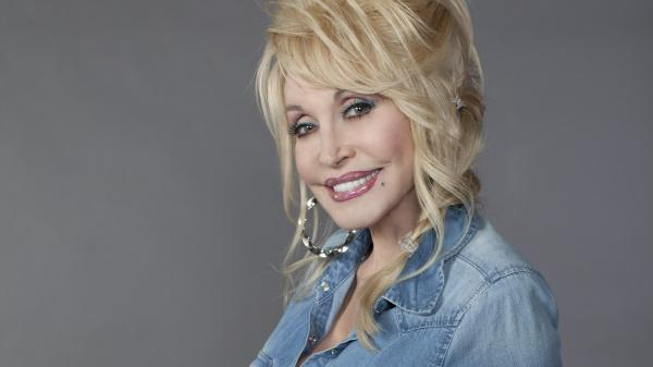 Dolly Parton's new album, <em>Blue Smoke, </em>comes out May 13.