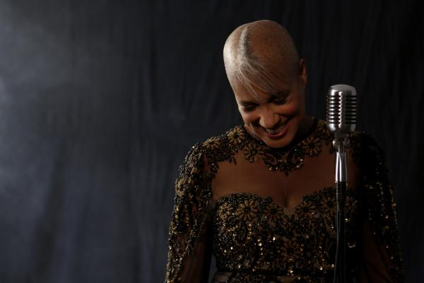 Jazz singer René Marie's latest release is <em>I Wanna Be Evil: With Love to Eartha Kitt</em>.