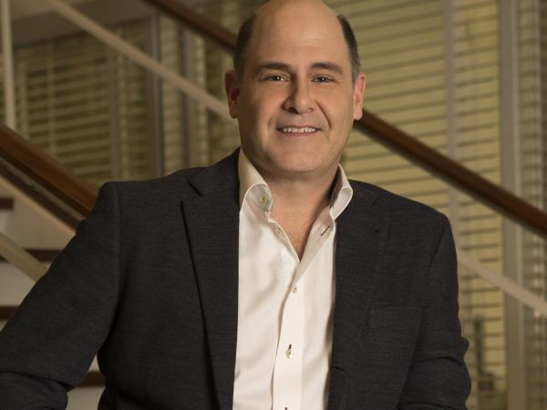 Matthew Weiner is also an executive producer, writer and director of <em>Mad Men</em>.