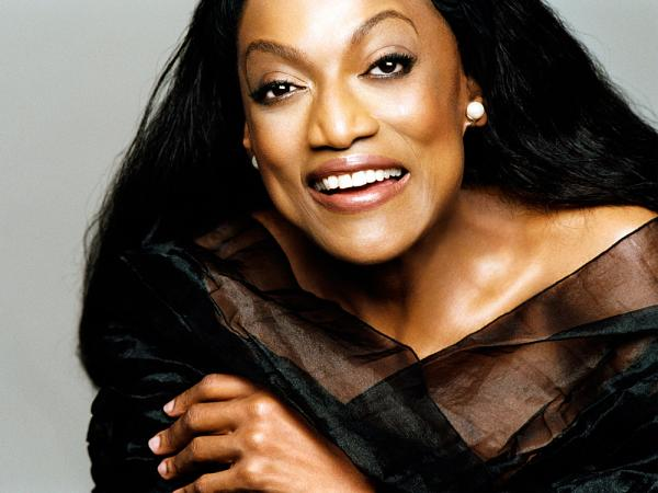 Jessye Norman's new memoir is called <em>Stand Up Straight and Sing!</em>