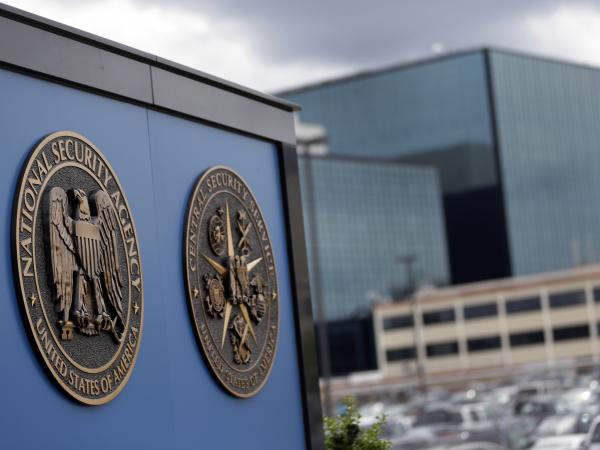 The National Security Agency tweeted an encoded job ad on Monday.