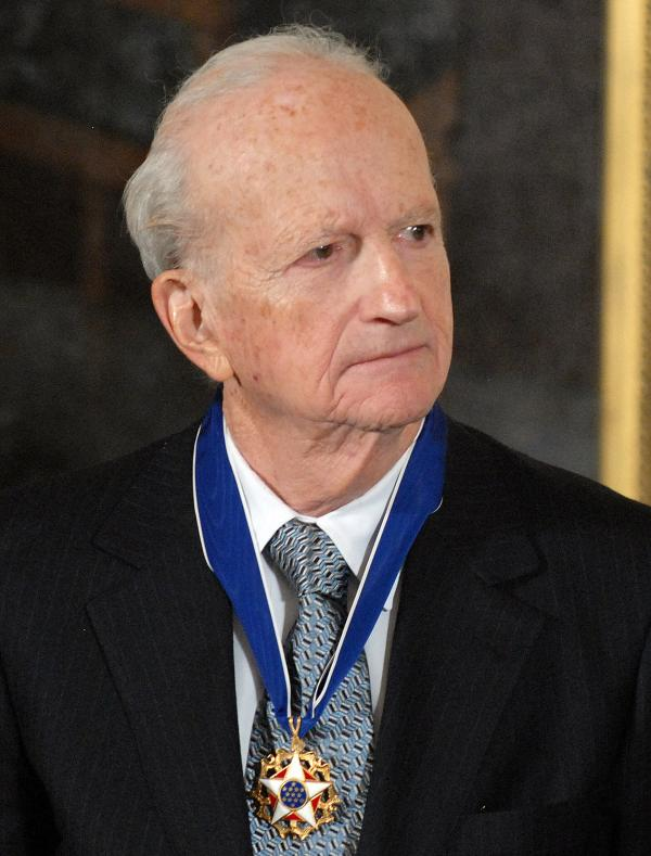 Gary Becker was awarded the Presidential Medal of Freedom at the White House in 2007.