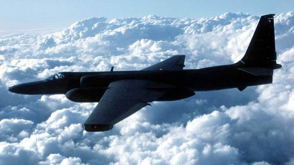 The Air Force's U-2 spy plane first took flight in August 1955. One of the planes confused air traffic control computers in California last week, creating havoc.