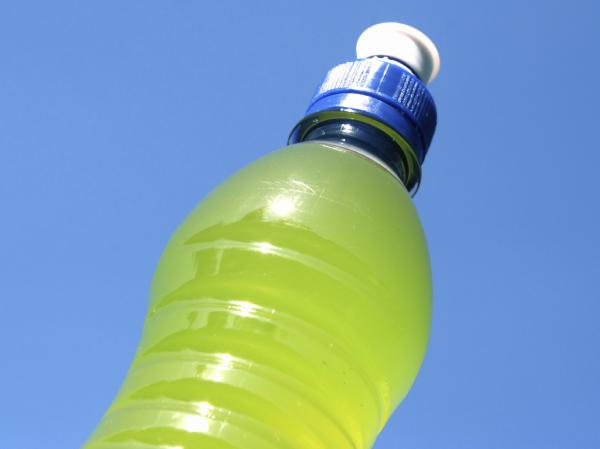 "A Change.org petition labeled brominated vegetable oil, used in sports drinks like Gatorade, a ""fire retardant chemical."""