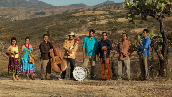 Pasatono Orquesta's new album, <em>Maroma</em>, comes out on May 20.