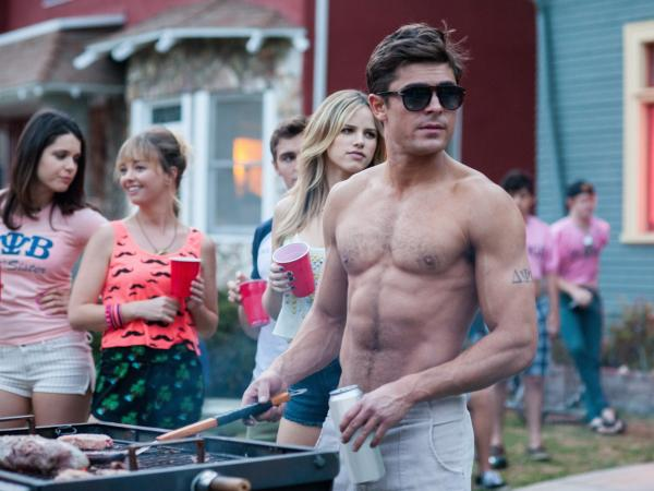 Zac Efron in <em>Neighbors</em>.