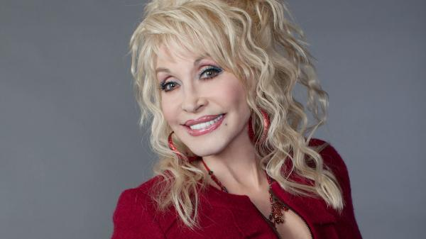 """I take my work real serious,"" Dolly Parton says. ""But I don't take myself all that serious."" Her latest album, <em>Blue Smoke</em>, comes out May 13."