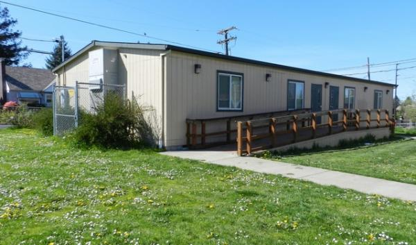 Teachers reported feeling sick in these portable classrooms at Portland's Scott School.