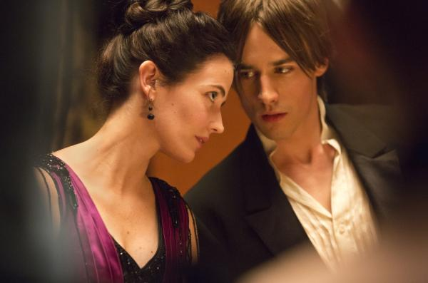 Showtime's new psychological thriller re-imagines classic Victorian boogeymen like Dr. Frankenstein, Dorian Gray and Count Dracula all lurking in London's darkest corners, discussing romantic poetry. Reeve Carney and Eva Green star as Dorian Gray and Vanessa Ives.