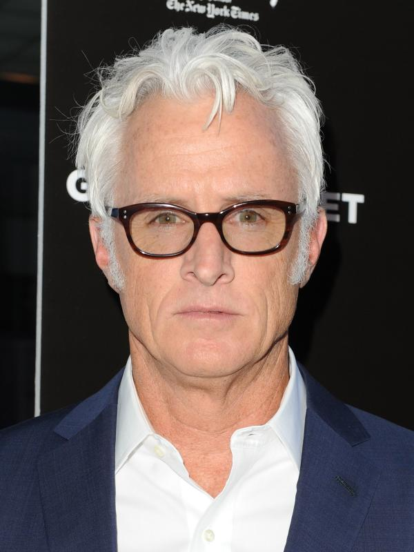 John Slattery, seen here at a Los Angeles premier, makes his directorial debut with <em>God's Pocket.</em>