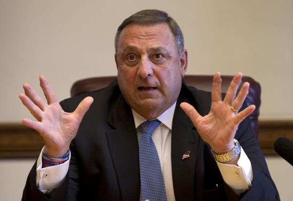 Gov. Paul LePage is using his executive power to push through new photo ID requirements on on Electronic Benefit Transfer cards.