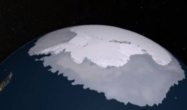 "New research suggests a glacial section of the West Antarctic Ice Sheet could ""collapse"" more rapidly than previously expected, causing more extreme sea level rise."