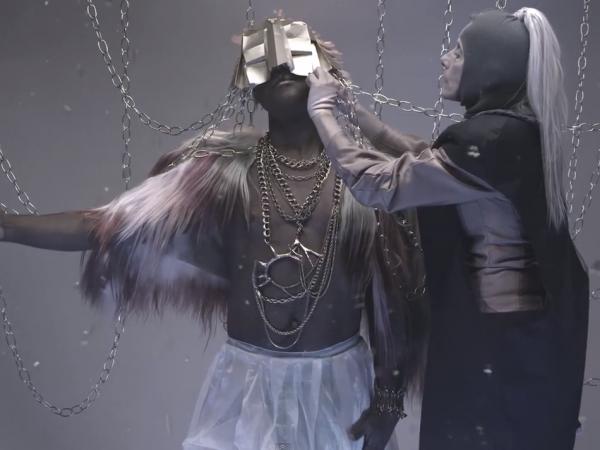 "Scene from Pegasus Warning's video for ""Change."""
