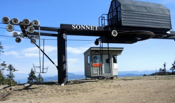 The Mount Ashland ski area failed to open this winter due to a lack of snow.