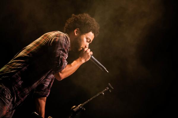 Brooklyn-based DJ and producer Taylor McFerrin is one of the artists Aaron Byrd is listening to in this week's DJ Sessions. (Horng Yih Wong/Flickr)