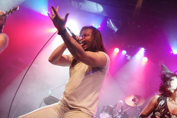 """Not being dead is my version of partying. So far, so good."" - Andrew W.K."