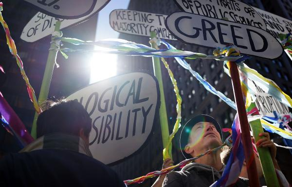 The Occupy Wall Street movement helped put the issue of income inequality in the spotlight. But economists say there's a balance.