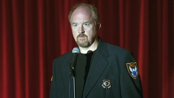 In <em>Louie</em>, Louis C.K. plays a comic who finds comedy in uncomfortable, touchy topics.