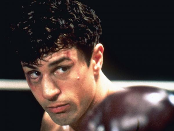 Actor Robert De Niro as Jake La Motta in <em>Raging Bull</em>. In her decision Monday, Justice Ruth Bader Ginsburg noted that MGM has marketed the movie continuously since 1980.