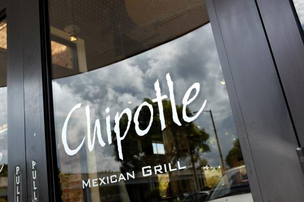 A Chipotle restaurant in Miami.