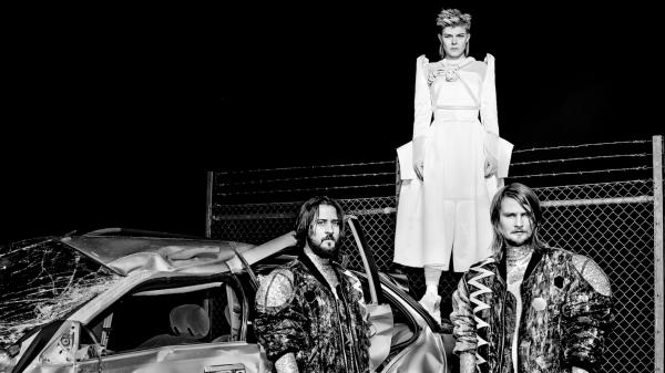 Royksopp & Robyn's new mini-album, <em>Do It Again</em>, comes out May 26.