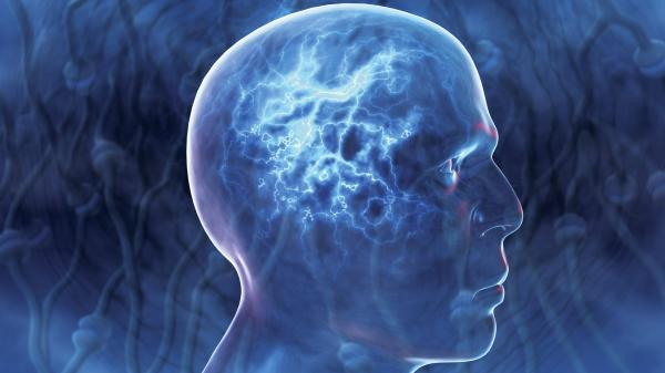 In epilepsy, the normal behavior of brain neurons is disturbed. The drug valproic acid appears to help the brain replenish a key chemical, preventing seizures.