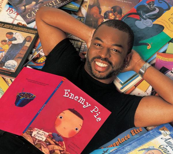 "<em>Reading Rainbow</em> went off the air in 2009, but the show's host, LeVar Burton, is keeping the brand alive. He is raising money for an interactive website to ""bring <em>Reading Rainbow</em> back for every child, everywhere."""