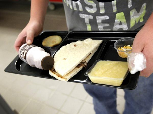 "Currently, half of all products served in the school lunch program must be ""whole-grain rich,"" which USDA defines as products made of at least 50 percent whole grain. According to the new standards, by the start of the next school year, schools must use only products that are whole-grain rich.<strong></strong>"