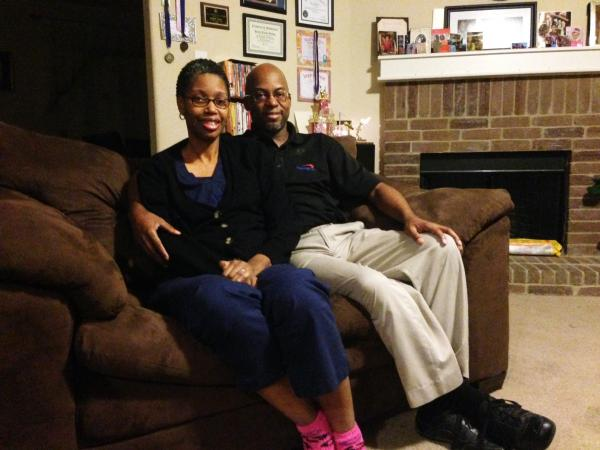 "Kayla and Darrell Young of Lancaster, Texas, say the ""safe conversations"" model has deepened their relationship."