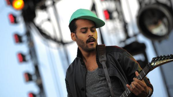 Twin Shadow perform at the 2011 Sasquatch Music Festival.